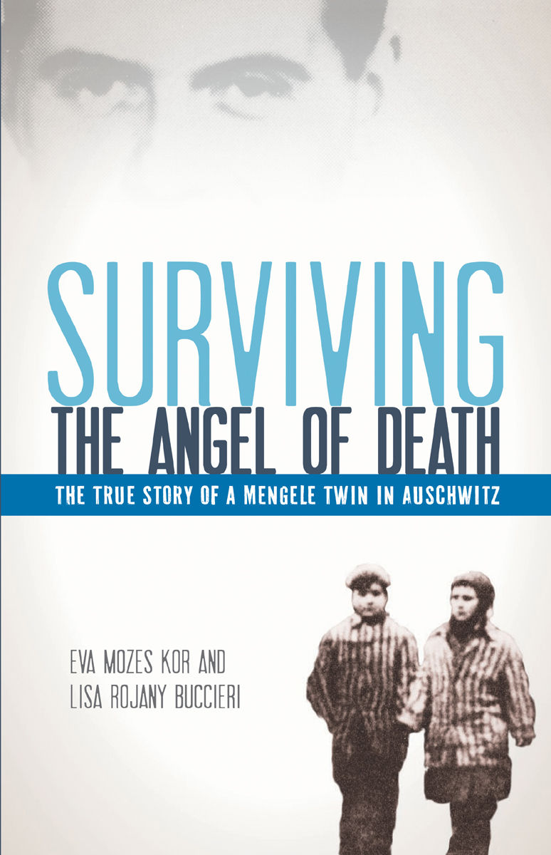 Surviving the Angel of Death Paperback Cover