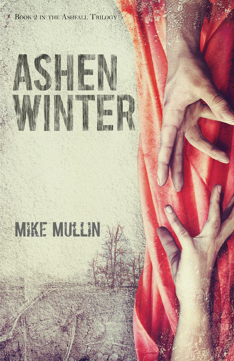 Ashen Winter Book Cover