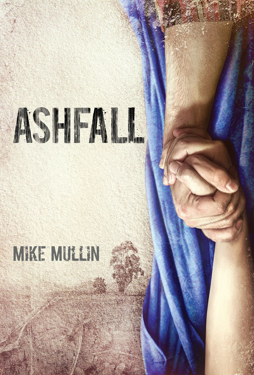 Ashfall Paperback Book Cover