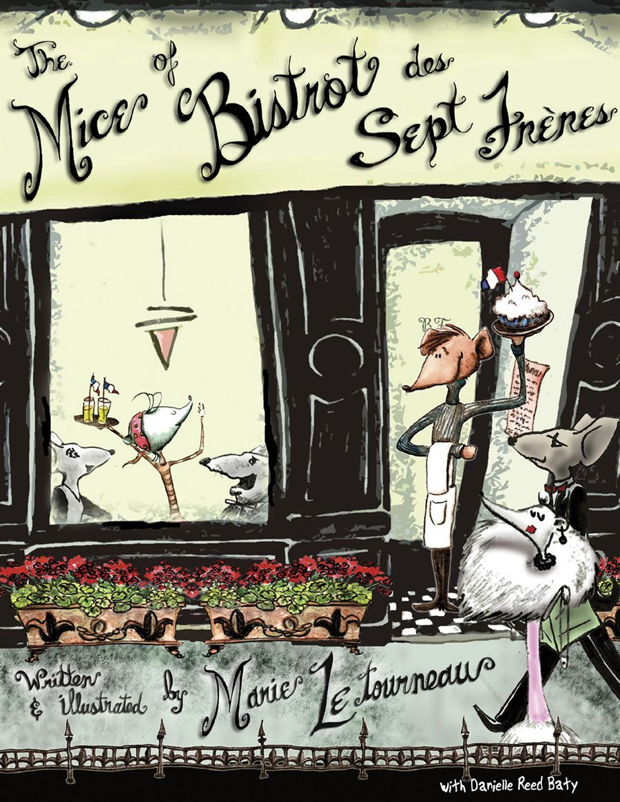 The Mice of Bistrot des Sept Frères Book Cover