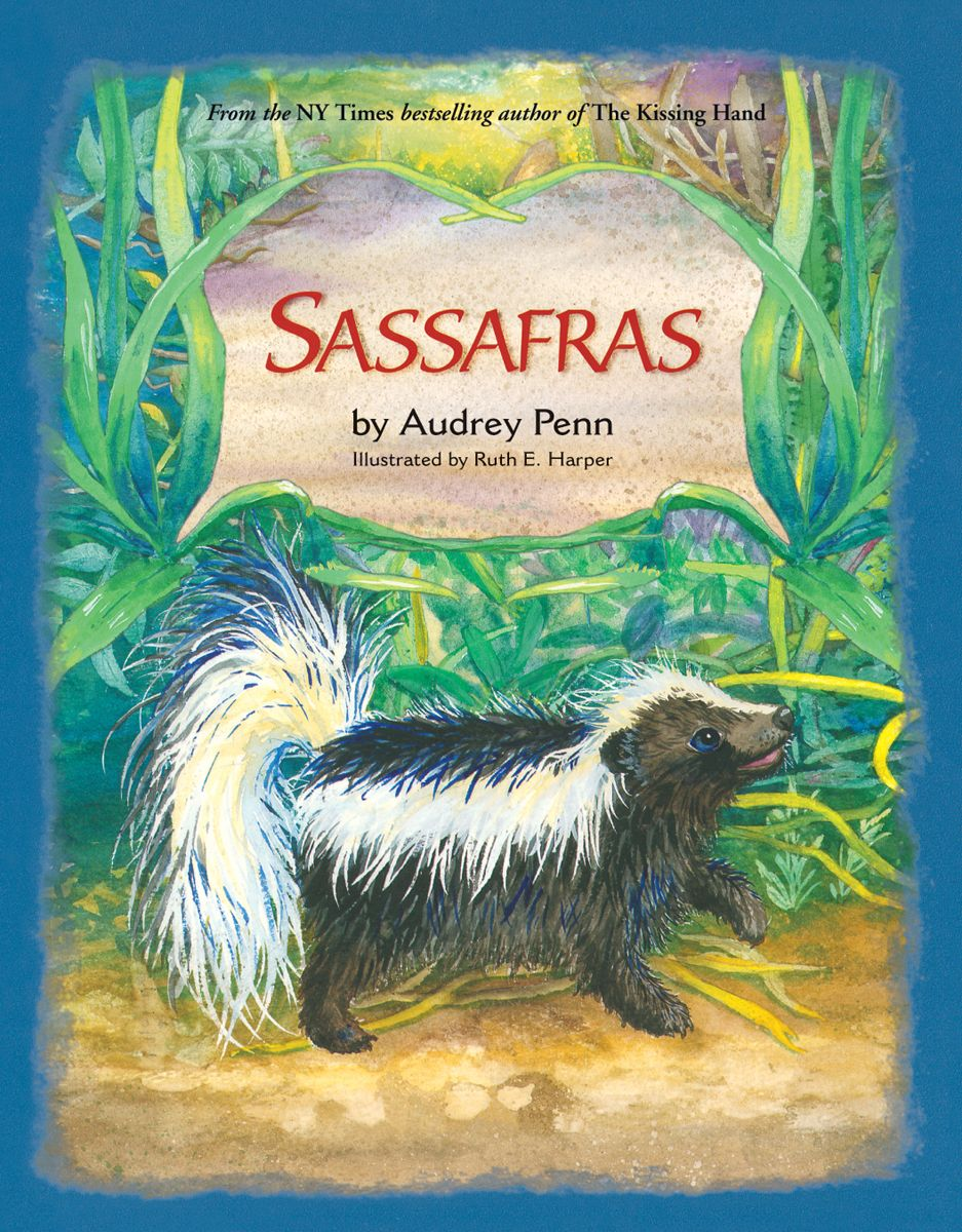 Sassafras Book Cover