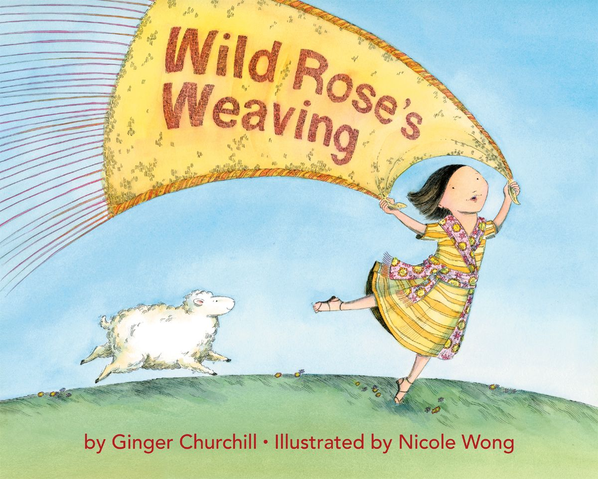 Wild Rose's Weaving Book Cover