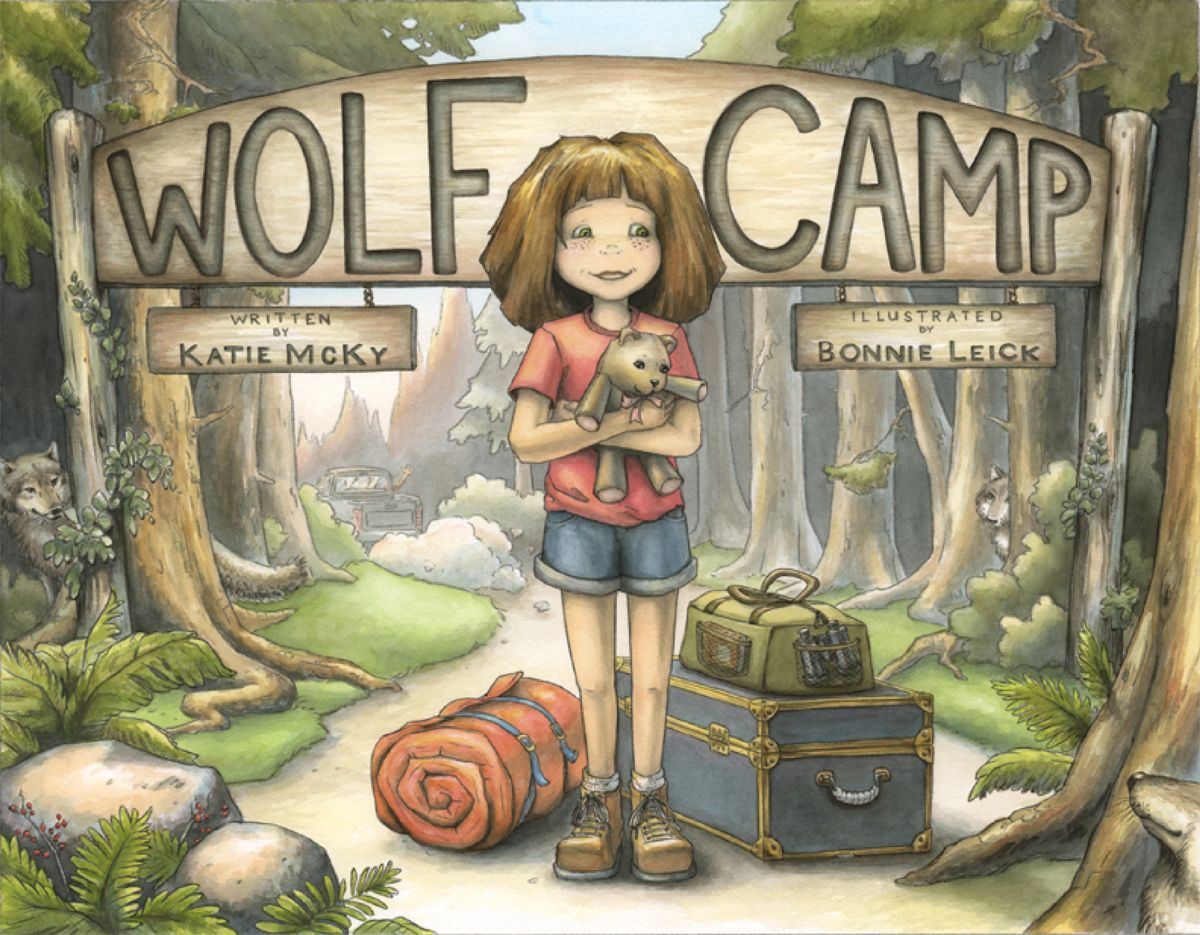 Wolf Camp Book Cover
