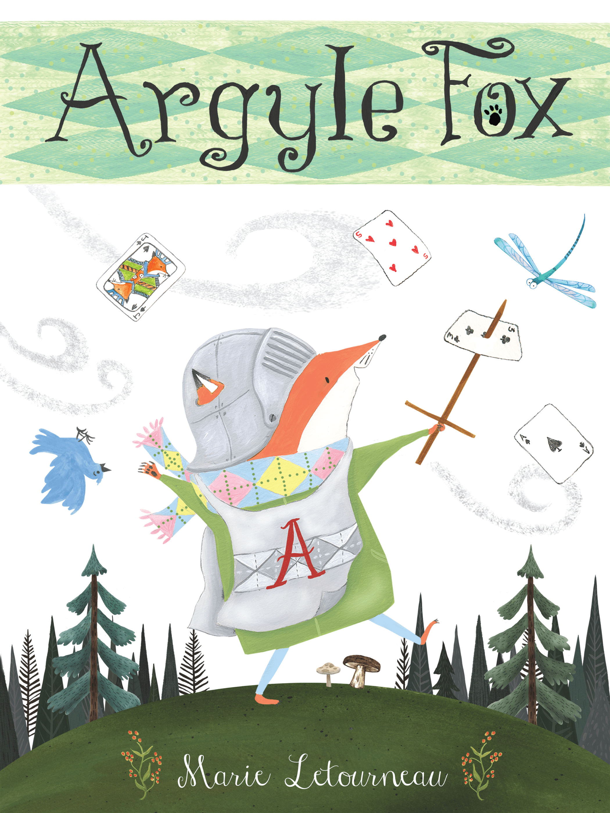 Argyle Fox Book Cover
