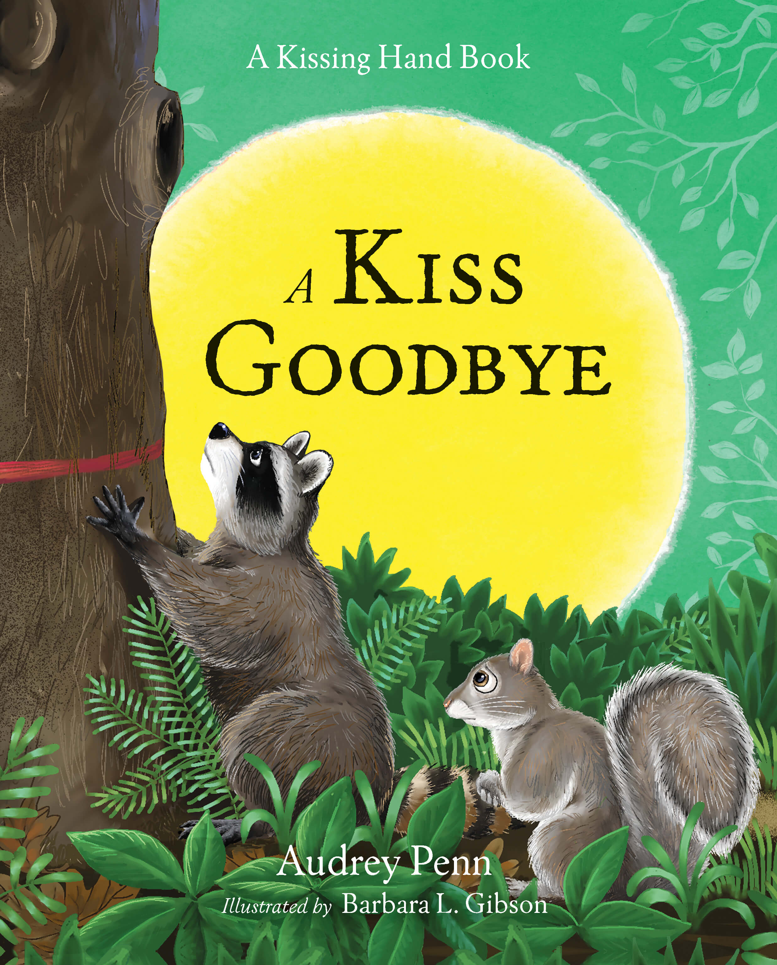 A Kiss Goodbye 2016 Book Cover