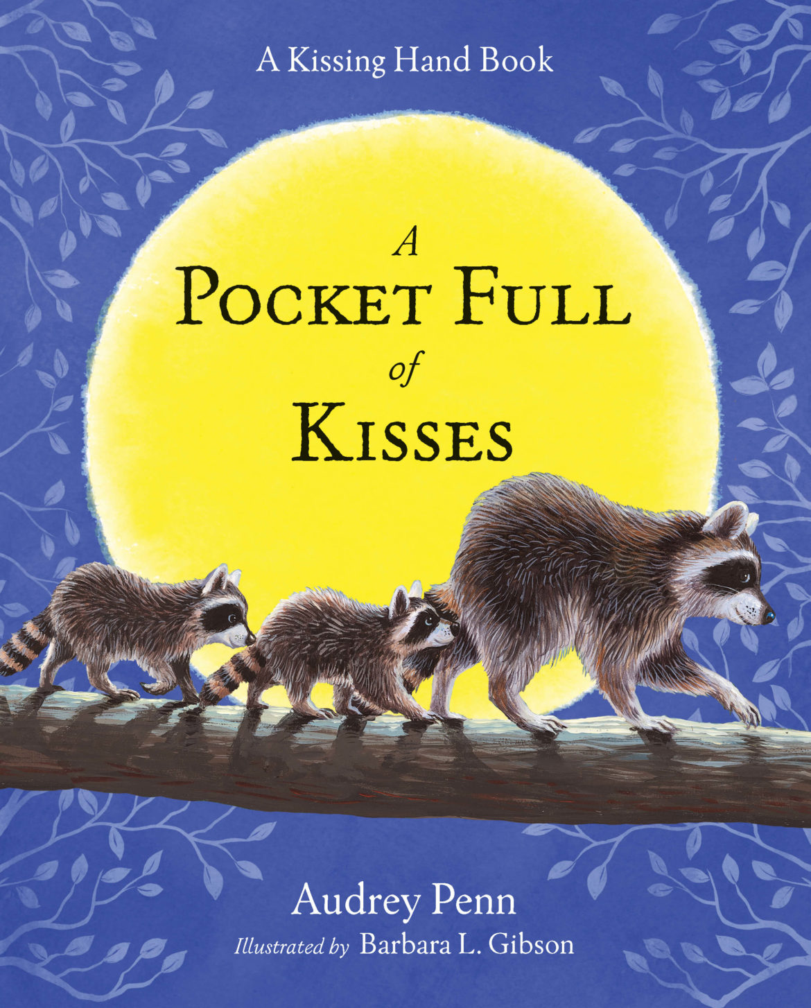 A Pocket Full of Kisses 2016 Book Cover