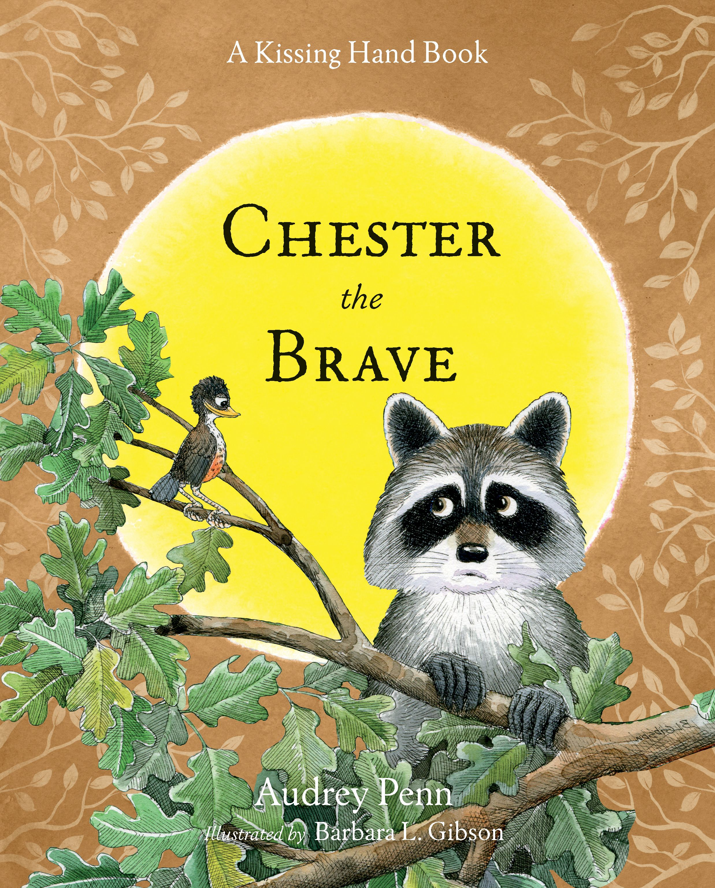 Chester the Brave 2016 Book Cover