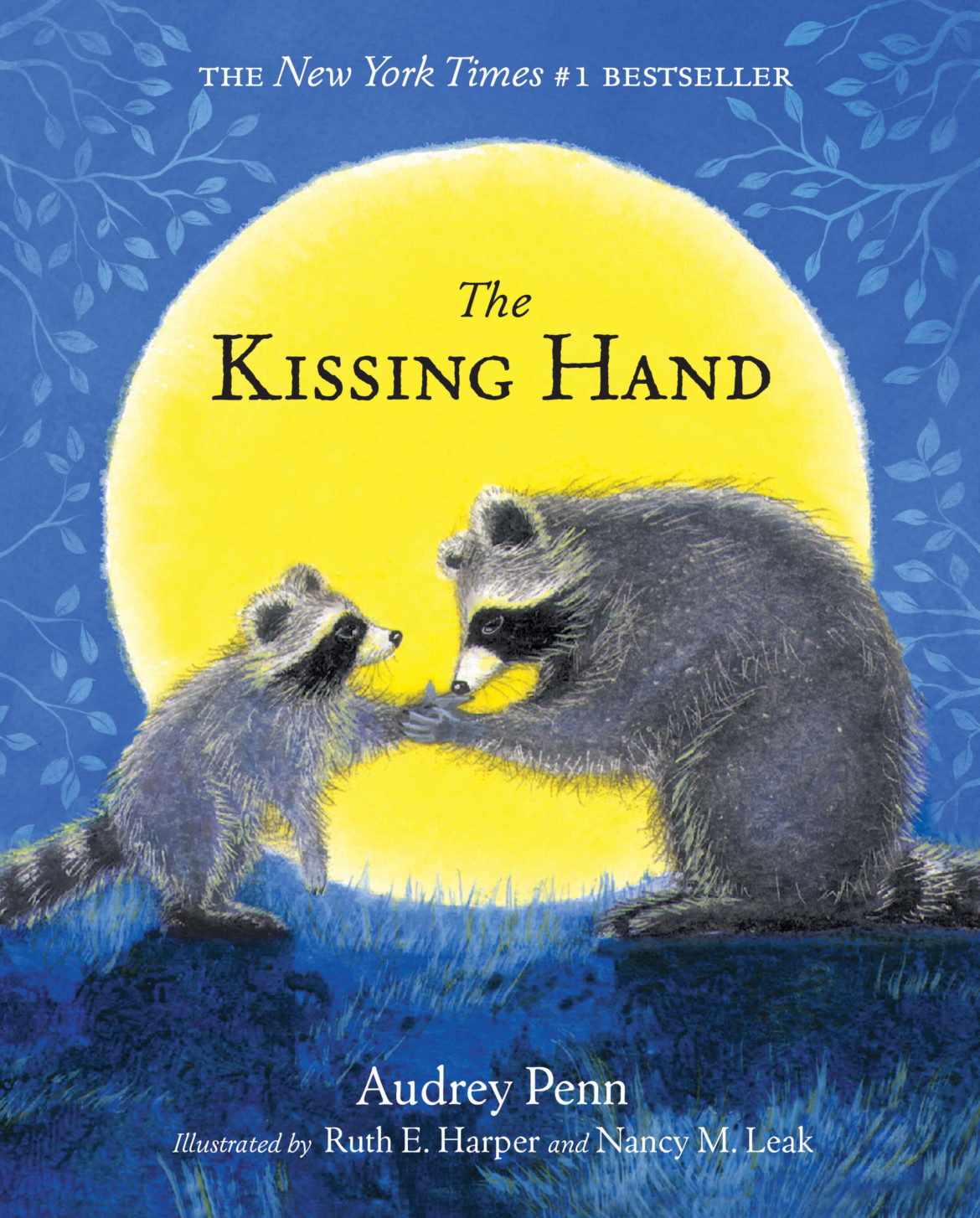 The Kissing Hand 2016 Book Cover