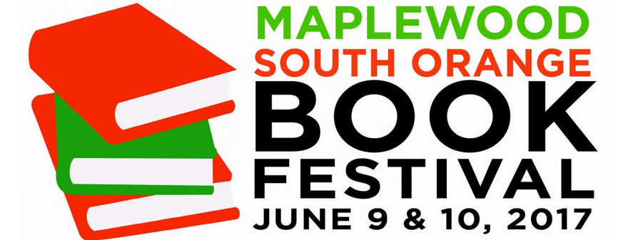 Maplewood South Orange Book Festival Logo 2017