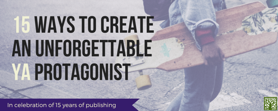 15 ways to create an unforgettable ya protagonist blog post image