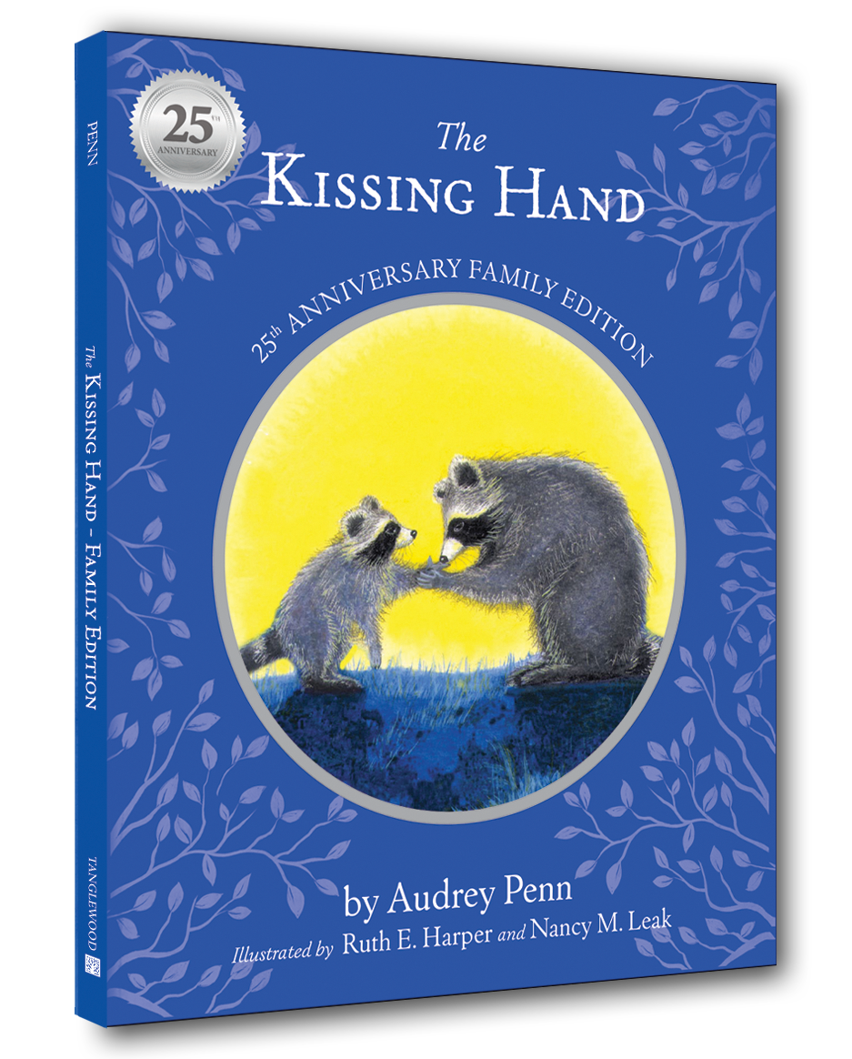 Kissing Hand Seasonal 2018 Anniversary Edition Book Cover