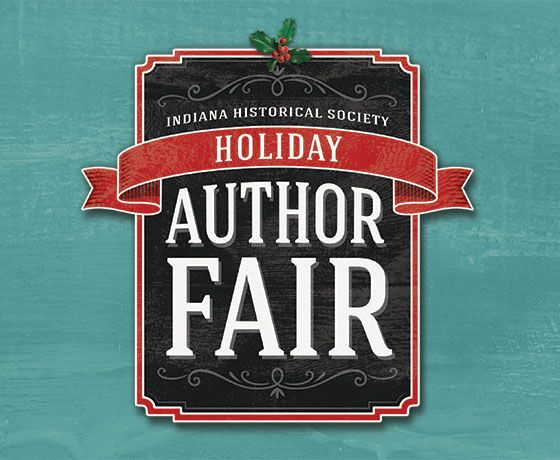 Holiday Author Fair Logo