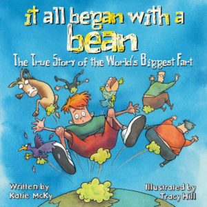 It All Began With a Bean Book Cover