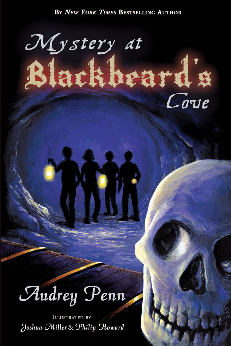 Mystery at Blackbeard's Cove Book Cover