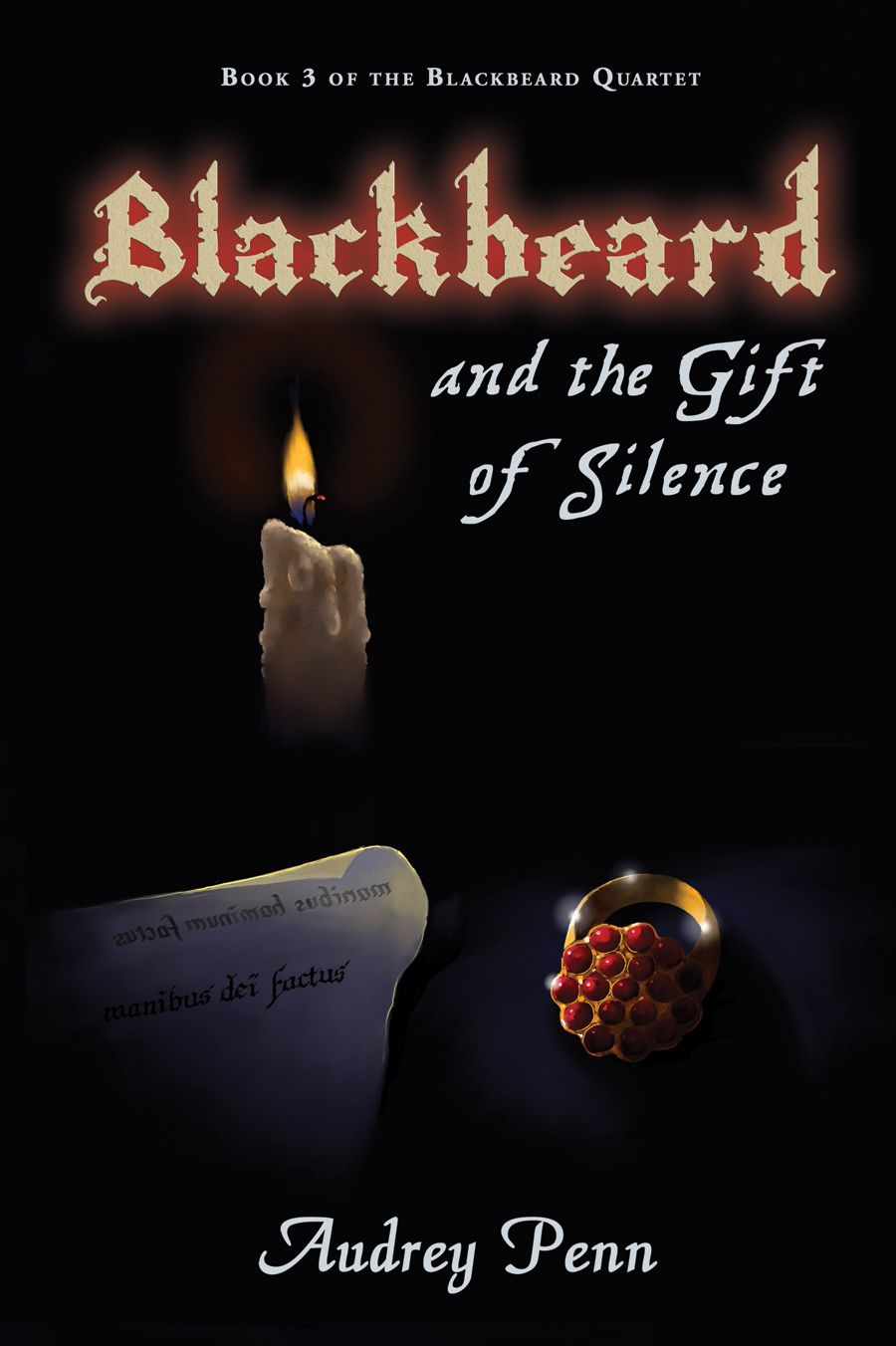 Blackbeard and the Gift of Silence Book Cover