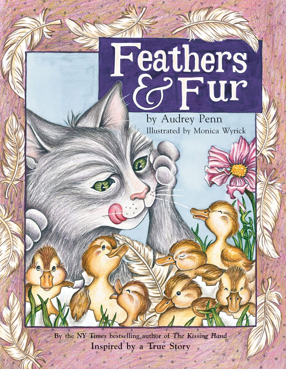 Feathers and Fur Book Cover