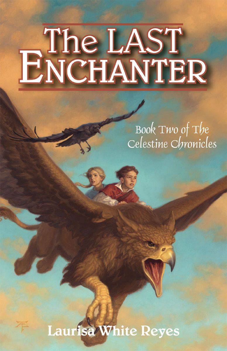 The Last Enchanter Book Cover