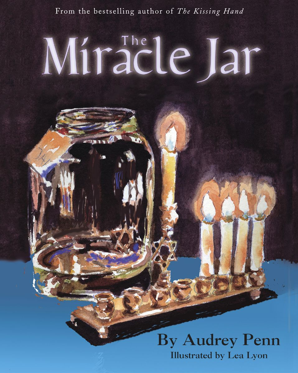 The Miracle Jar Book Cover
