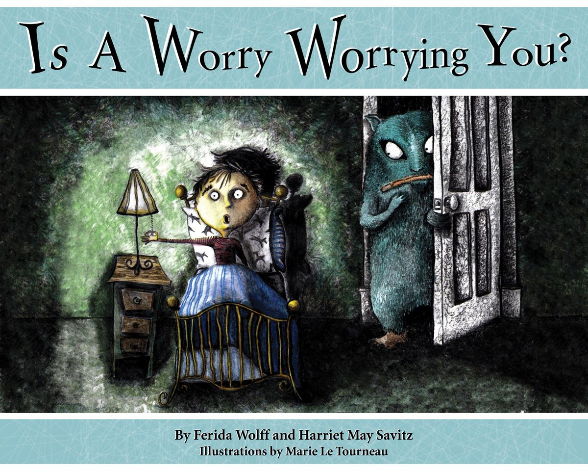 Is a Worry Worrying You? Book Cover