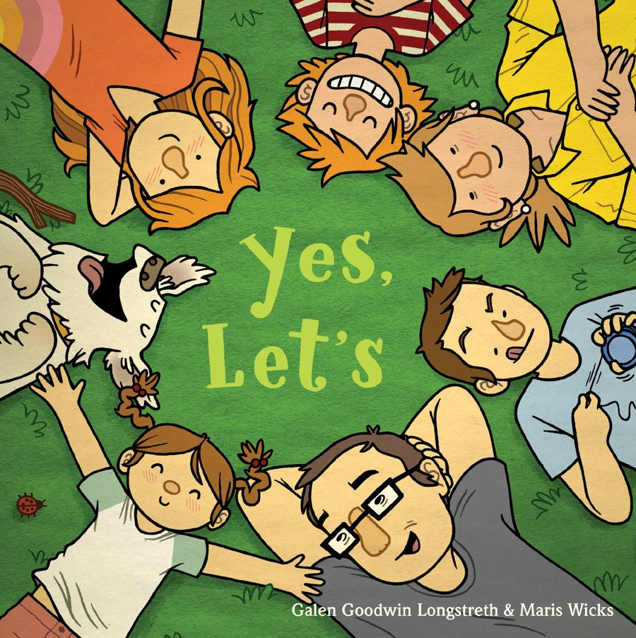 Yes, Let's Book Cover