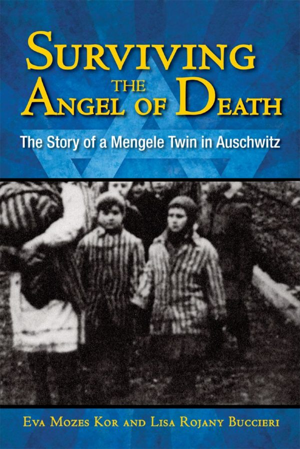 Surviving the Angel of Death Hardcover Book Cover