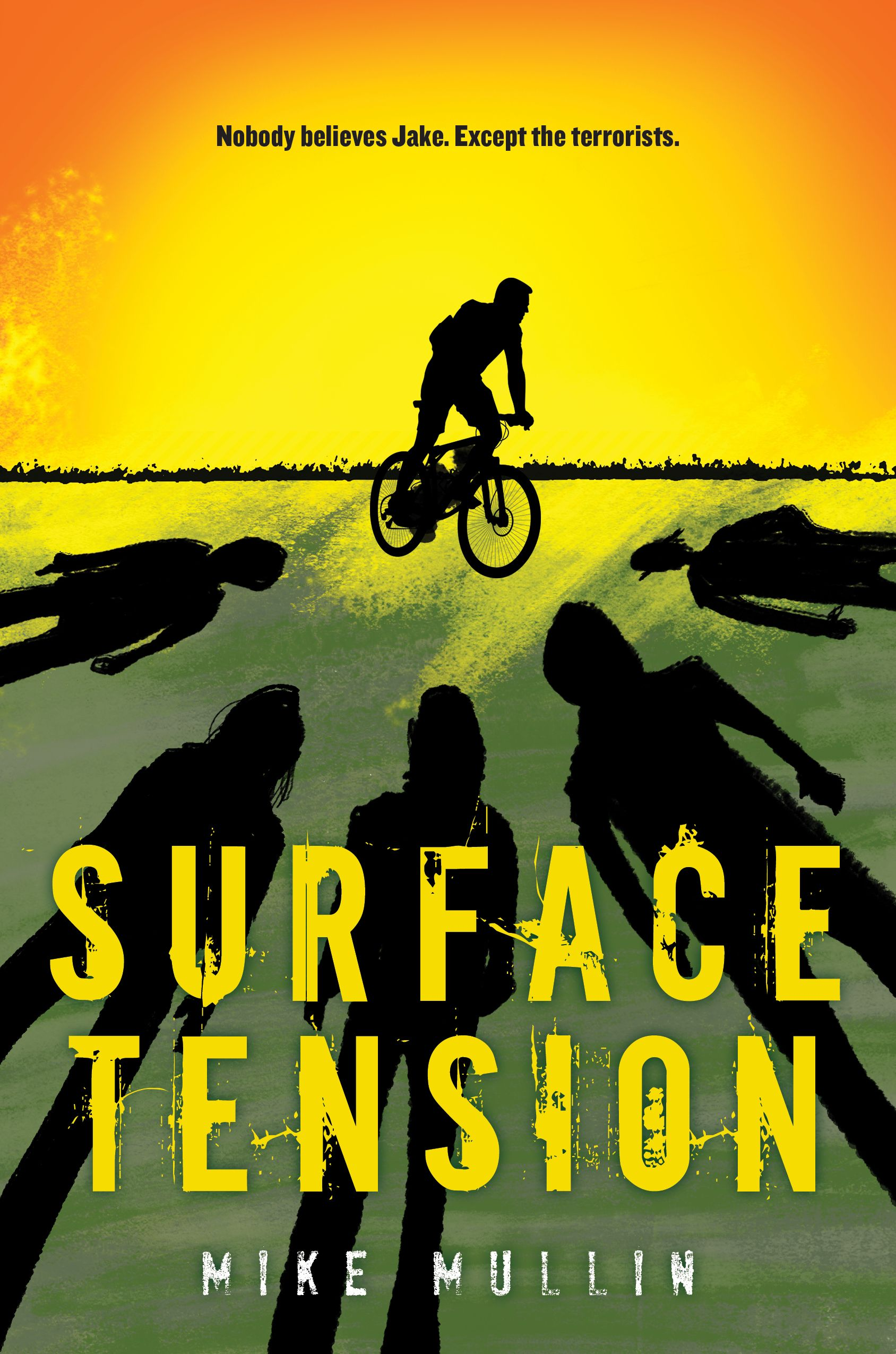 Surface Tension Book Cover