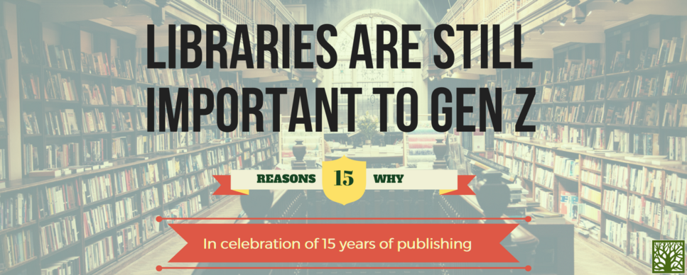 15 reasons why libraries are still important to gen z blog post image