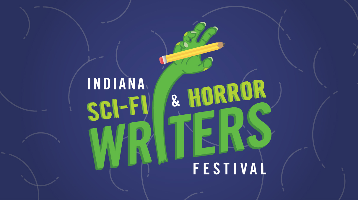 Indiana SciFi Writers Festival Banner